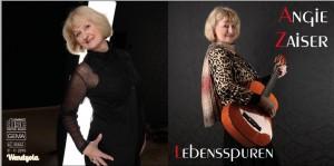 Album Cover Angie Zaiser - Lebensspuren